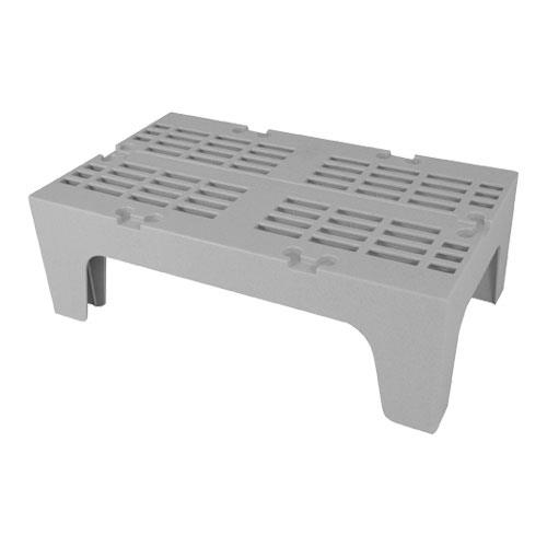 "Cambro DRS360 S-Series 36"" x 21"" Plastic Dunnage Rack for Restaurant Chef"