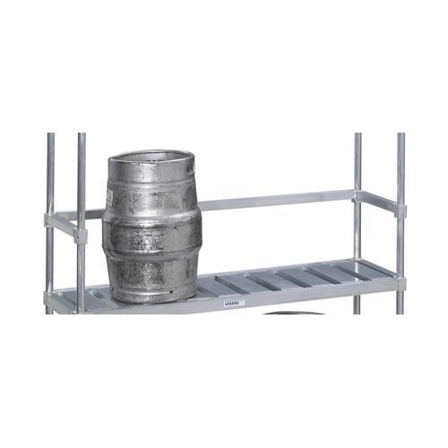 """80"""" Back Stop for Keg Storage Rack at Discount Sku KS180 CHLKS180"""