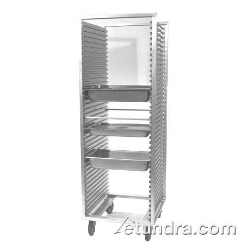 Aluminum Double Width Sheet Pan/Tray Rack at Discount Sku O8639 CARO8639