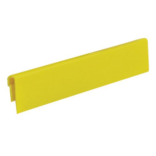 6 in Yellow Shelf Marker at Discount Sku CSM6-Y 36287