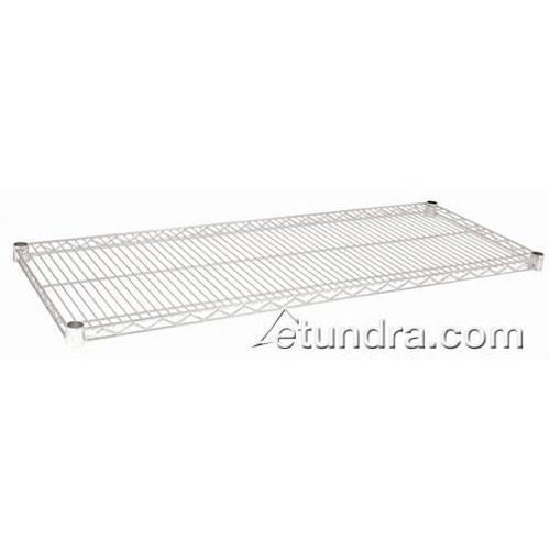 "18"" x 54"" Chrome Plated Wire Shelf at Discount Sku FF1854C 97254"