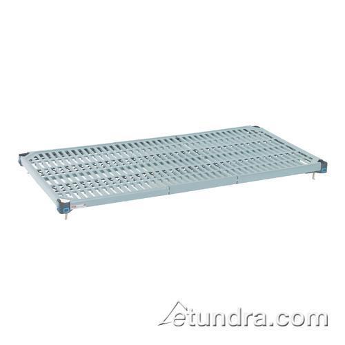 "24"" x 36"" MetroMax Q Polymer and Steel Shelf at Discount Sku MQ2436G IMEMQ2436G"