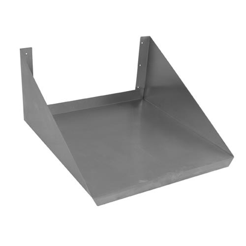 Click here for 19 in x 22 in Stainless Steel Microwave Oven Shelf prices