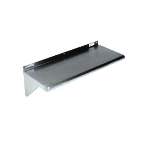 win holt sswms122 kd 12 x 24 wall mount shelf etundra. Black Bedroom Furniture Sets. Home Design Ideas