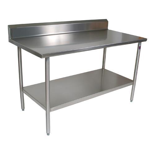 "Cucina Americana 48"" x 24"" Tavalo Riser Top Work Table at Discount Sku CUCTA19 JHBCUCTA19"