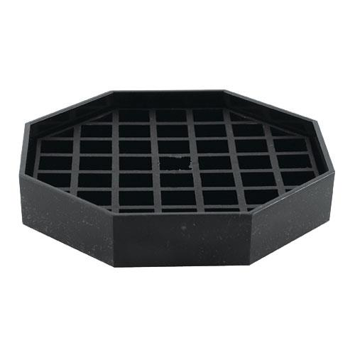 Winco - DT-45 - 4 1/2 In Octagonal Drip Tray