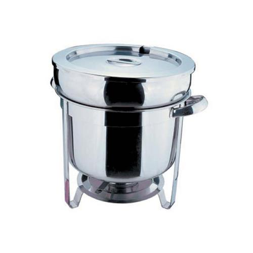 Winco 207 7 qt soup warmer set etundra for Dining room equipment
