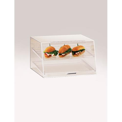Cal mil 255 s 2 tier display case etundra for Dining room equipment