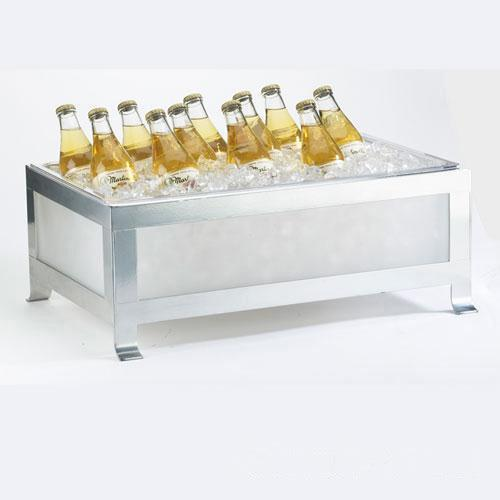 Cal mil 1582 12 33 20 3 4 in x 14 3 4 in silver ice for Dining room equipment