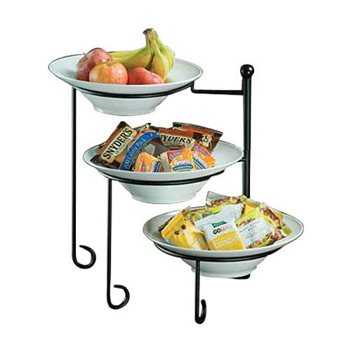 American metalcraft ttrsmel7 3 tier riser w for Dining room equipment