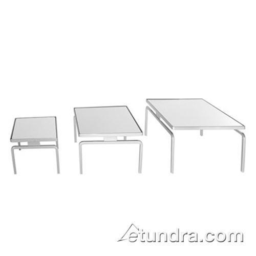 Strata Medium Riser w/Reversible Acrylic Mirror Tray at Discount Sku PT2318 GMDPT2318