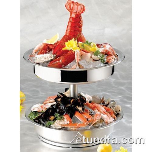 2 Tier Seafood Tower at Discount Sku 61281 BON61281