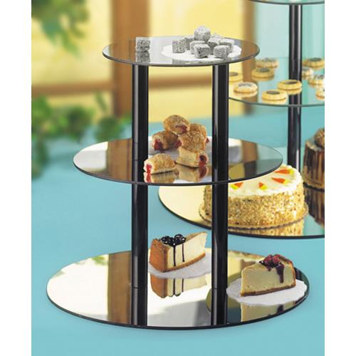 18 in Oval 3-Tier Display Stand at Discount Sku 470 CLM470
