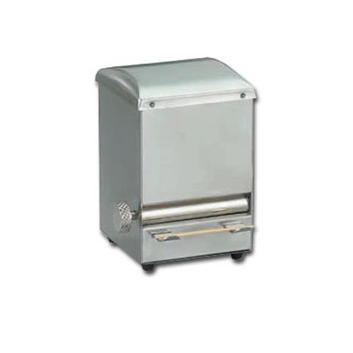 Tablecraft 236 stainless steel toothpick dispenser etundra - Stainless steel toothpick dispenser ...