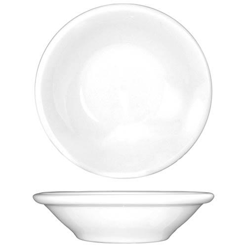 ITI BR-11 4 3/4 Oz Porcelain Brighton Fruit Bowl for Restaurant Chef