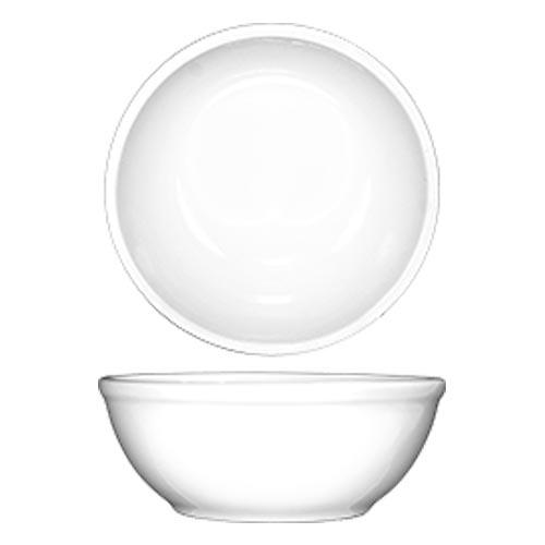 ITI DO-15 16 Oz Dover Porcelain Nappie Bowl for Restaurant Chef