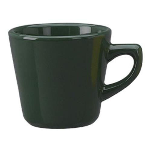 Cancun 7 oz Green Tall Cup w/Rolled Edge at Discount Sku CA-1-G ITWCA1G