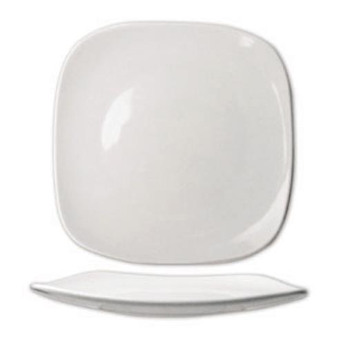 "3/4"" Square Fine Porcelain Plate"