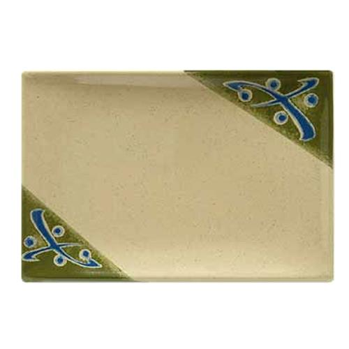"""Traditional 8"""" x 5 1/2"""" Plate at Discount Sku 138-TD GET138TD"""