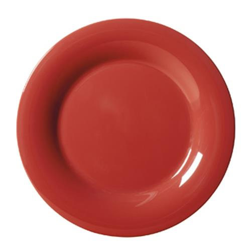 """Harvest Cranberry 5 1/2"""" Wide Rim Plate at Discount Sku WP-5-CR GETWP5CR"""