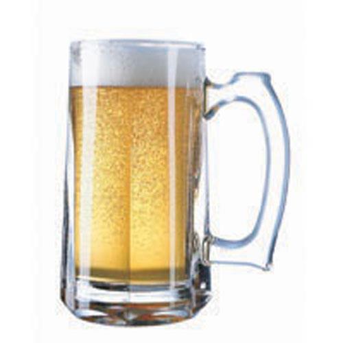 12 oz Barware Glass Beer Mug