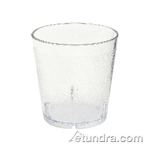 10 oz Clear Pebbled Tumbler at Discount Sku 6610-1-2-CL GET661012CL