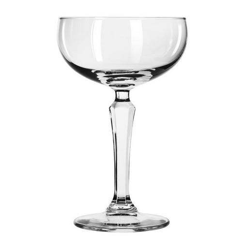 Libbey 601602 8 1 4 Oz Retro Speakeasy Coupe Cocktail Glass