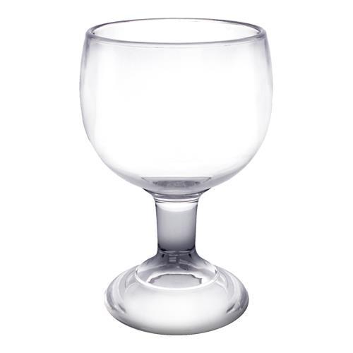 24 oz. Polycarbonate Schooner Glass at Discount Sku PLTHSN024C 99197