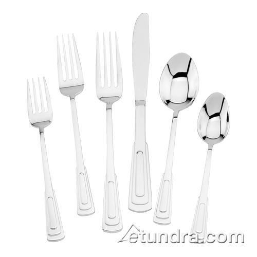 Walco 31B05 Chanteclair 5 Piece Place Setting for Restaurant Chef