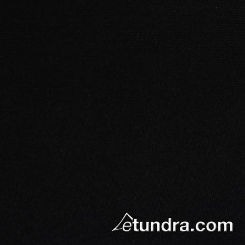 Wyndham 6 ft x 30 in Black Table Cover at Discount Sku FPFSWYN63030 SNPFPFSWYN63030BK