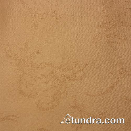 Windsor 71 in x 71 in Sandalwood Tablecloth at Discount Sku TWIN7171OMED SNPTWIN7171OSW