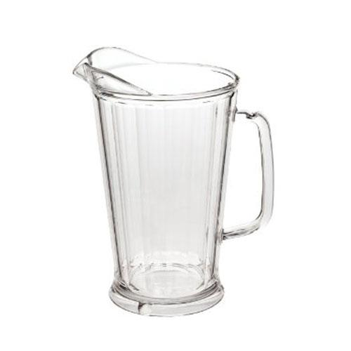 Cambro P64CW Camwear 64 oz Pitcher for Restaurant Chef