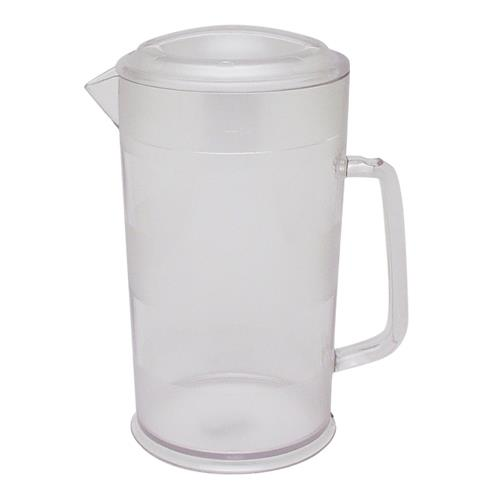 Cambro PC64CW Camwear 64 oz Pitcher w/ Lid for Restaurant Chef