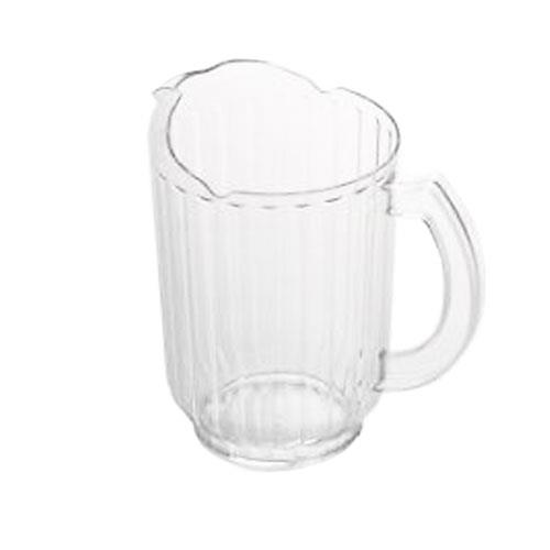 Cambro PE600CW Camwear Economy 60 oz Pitcher for Restaurant Chef