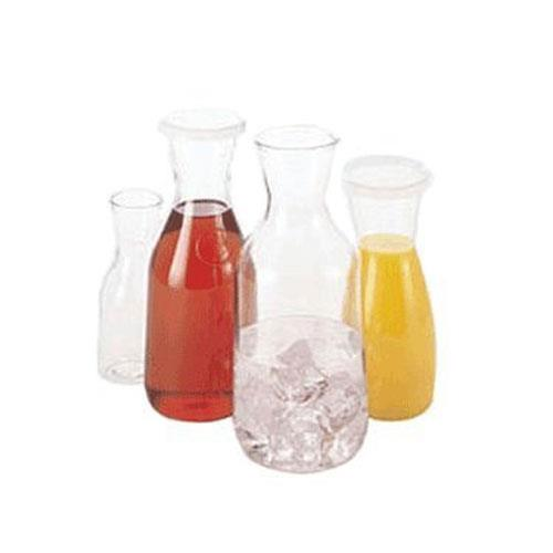 Cambro WW500CW Camwear Camliter 1/2 Liter Beverage Decanter for Restaurant Chef