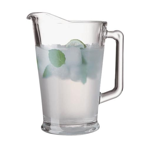 Cardinal C0678 60 oz Arcoroc Pitcher for Restaurant Chef
