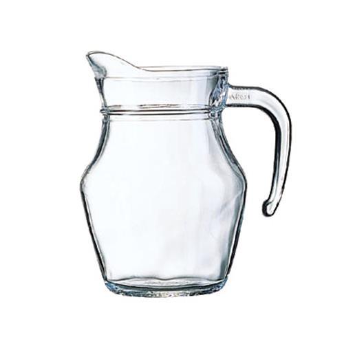 Luminarc 16 oz Glass Pitcher at Discount Sku E7258 CRDE7258