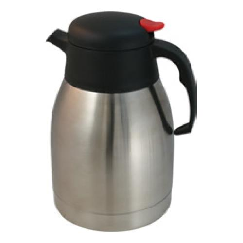1.5 Liter Tall Stainless Steel Vacuum Coffee Pot at Discount Sku SNLP-150 ITWSNLP150