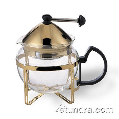 20 oz Gold Tea and Coffee Press at Discount Sku T600CCG SVIT600CCG