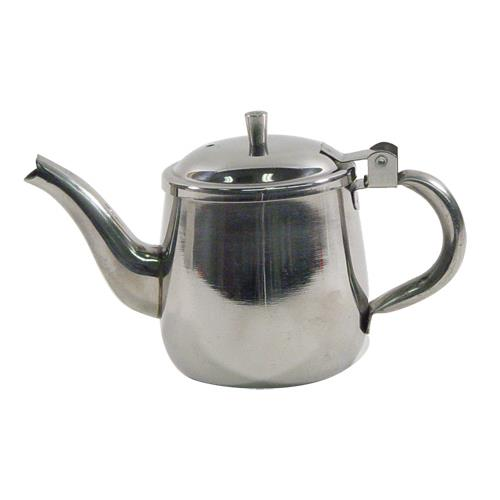 Update GNS-10 10 oz Stainless Steel Tea Pot for Restaurant Chef