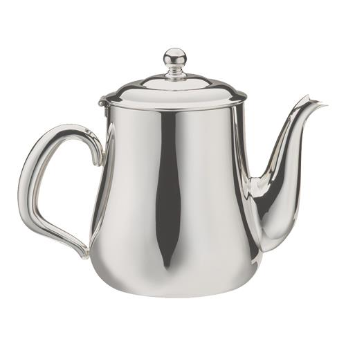 Soprano Holloware 12 oz Gooseneck Tea Server at Discount Sku CX520B WALCX520B