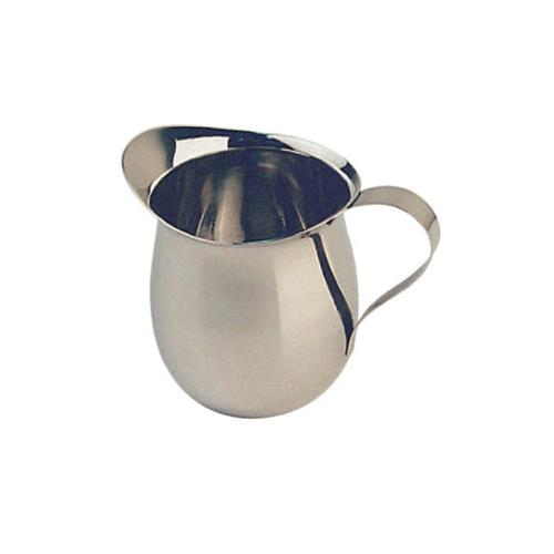 8 oz Stainless Steel Bell Creamer at Discount Sku BCS-8 WINBCS8