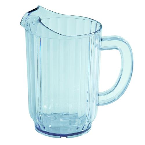 Winco WPS-32 32 oz Plastic Pitcher for Restaurant Chef