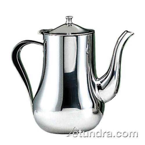 Belle 70 oz Stainless Coffee Pot at Discount Sku CT-867 WTICT867
