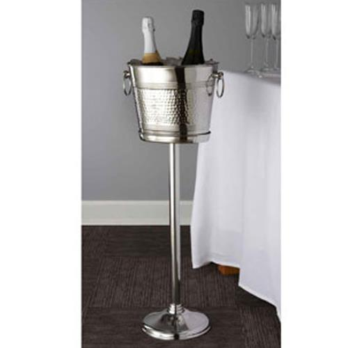 American metalcraft o2bwb 2 bottle wine bucket etundra for Dining room equipment