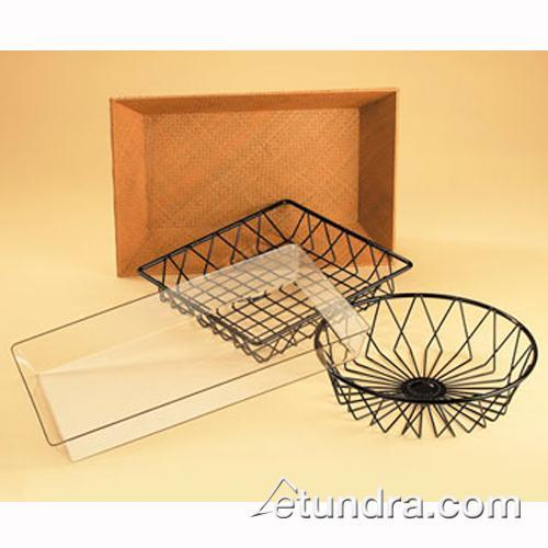 12 in Round Wire Basket at Discount Sku 1292TRAY CLM1292TRAY