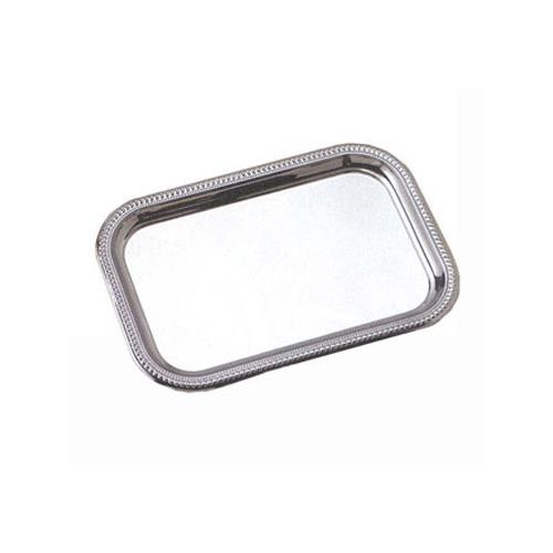 """Royal Touch 18"""" x 12"""" Stainless Steel Tray at Discount Sku SSTRT22 AMMSSTRT22"""