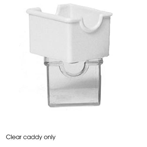 "3 1/2"" x 2 1/2"" Clear Sugar Caddy at Discount Sku SC-66-CL GETSC66CL"