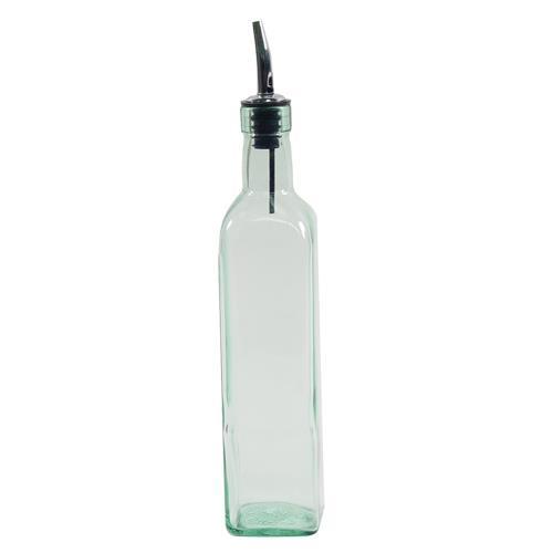 Tablecraft 916 Prima 16 oz Olive Oil Bottle for Restaurant Chef