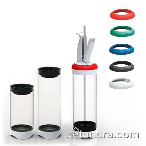Commercial 16 oz FIFO Dispenser Kit for Restaurant Chef